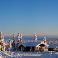 Vinteren på Budor er vakker!