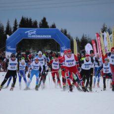 Tour de Hedmarken på Budor 16.12 og 28.12