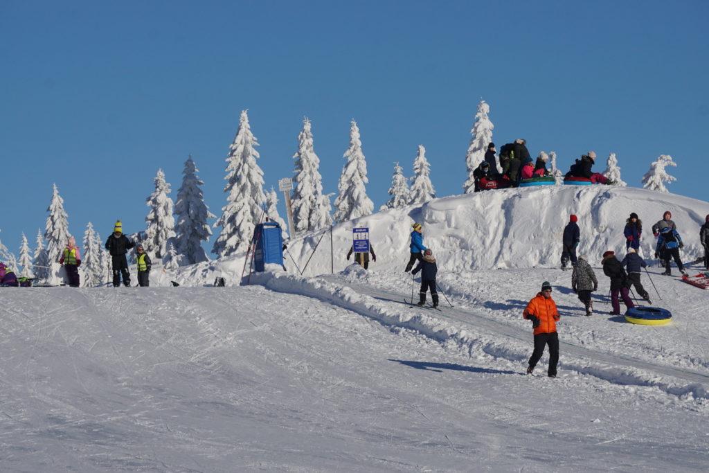 Arkivbilde fra skisesongen 2017-2018.