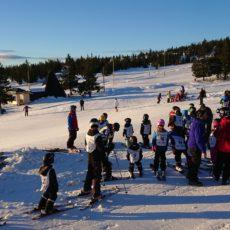 Nybegynnerkurs i alpint 11 og 12. januar