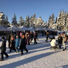 Julemarked og Bondens Marked