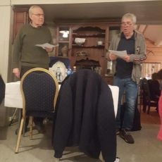 Quiz med Drillo og Arne Scheie