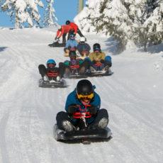 Budor Ski- og kjelkeanlegg er stengt