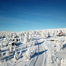 Mye snø og vind kan gi utfordrende forhold