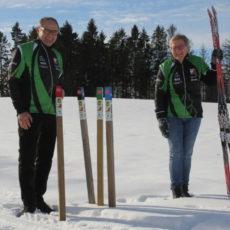 Skistolpejakt på Hedmarksvidda