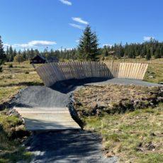 Åpning av Budor Sykkelpark 18. september